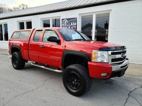 2009 Chevrolet Silverado 1500 for sale at Kellam Premium Auto Sales & Detailing LLC in Loudon TN