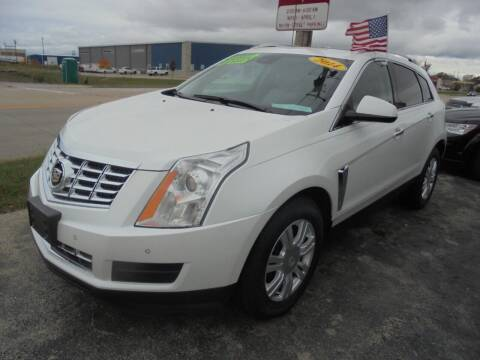 2014 Cadillac SRX for sale at Century Auto Sales LLC in Appleton WI