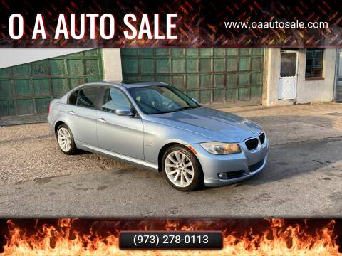 2011 BMW 3 Series for sale at O A Auto Sale in Paterson NJ