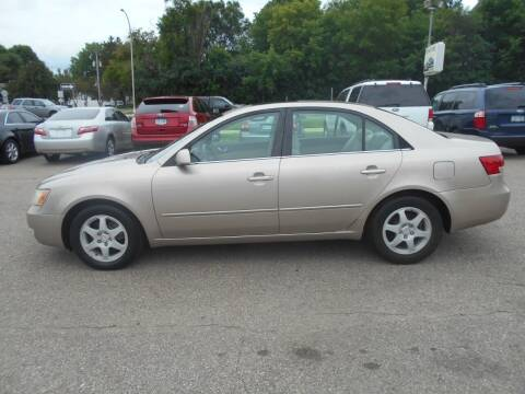 2006 Hyundai Sonata for sale at SPECIALTY CARS INC in Faribault MN