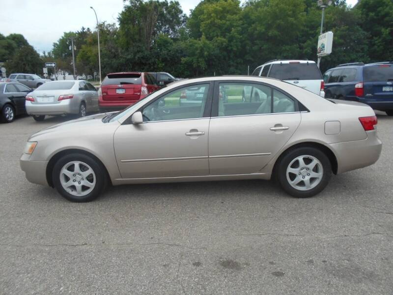 2006 Hyundai Sonata for sale at SPECIALTY CARS INC in Faribault MN