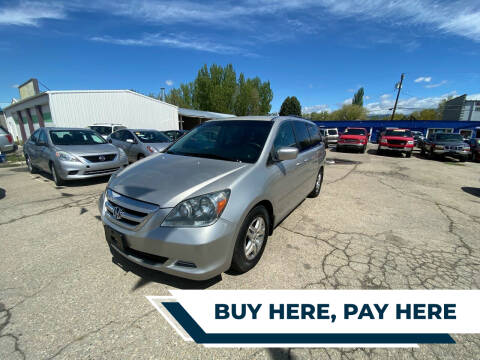 2005 Honda Odyssey for sale at StarCity Motors LLC in Garden City ID