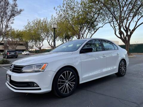 2016 Volkswagen Jetta for sale at OPTED MOTORS in Santa Clara CA
