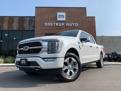 2021 Ford F-150 for sale at Dastrup Auto in Lindon UT