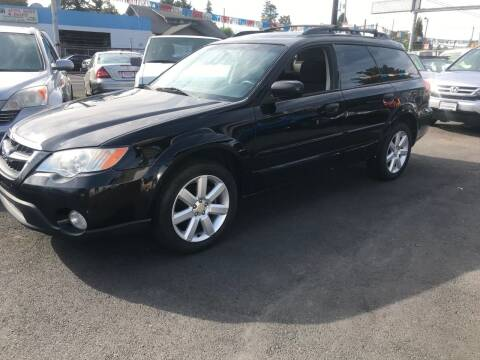 2009 Subaru Outback for sale at Chuck Wise Motors in Portland OR