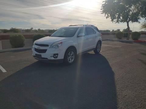 2013 Chevrolet Equinox for sale at Sooner Automotive Sales & Service LLC in Peoria AZ