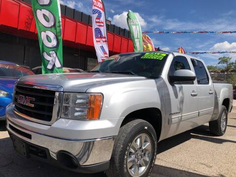 2010 GMC Sierra 1500 for sale at Duke City Auto LLC in Gallup NM