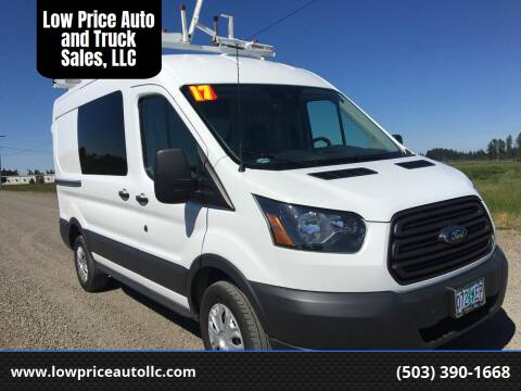 2017 Ford Transit Cargo for sale at Low Price Auto and Truck Sales, LLC in Brooks OR