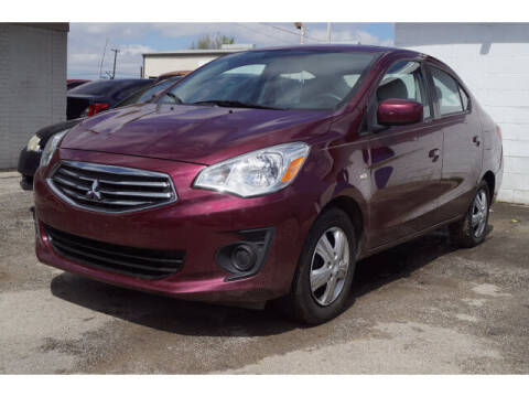 2018 Mitsubishi Mirage G4 for sale at Watson Auto Group in Fort Worth TX