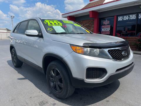 2011 Kia Sorento for sale at Premium Motors in Louisville KY