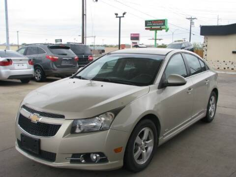 2013 Chevrolet Cruze for sale at Auto Limits in Irving TX