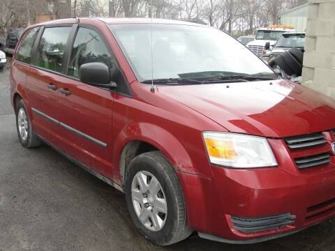 2008 Dodge Grand Caravan for sale at Turnpike Auto Sales LLC in East Springfield NY