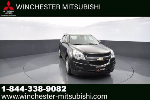 2013 Chevrolet Equinox for sale at Winchester Mitsubishi in Winchester VA