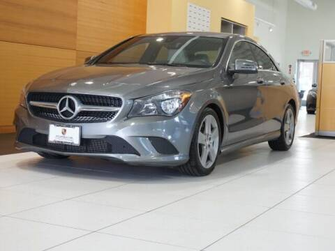 2016 Mercedes-Benz CLA for sale at PORSCHE OF NORTH OLMSTED in North Olmsted OH