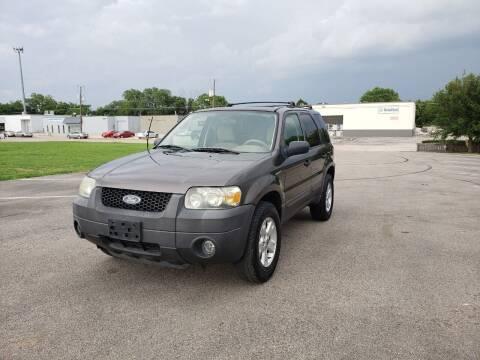 2006 Ford Escape for sale at Image Auto Sales in Dallas TX