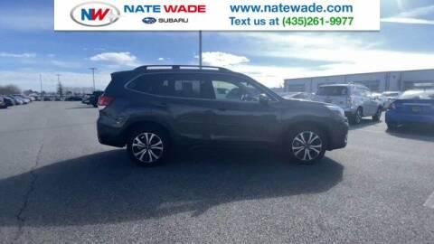 2020 Subaru Forester for sale at NATE WADE SUBARU in Salt Lake City UT
