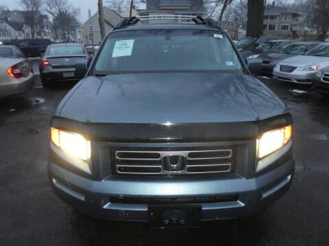 2008 Honda Ridgeline for sale at Wheels and Deals in Springfield MA