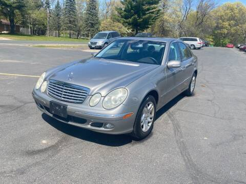 2005 Mercedes-Benz E-Class for sale at Northstar Auto Sales LLC in Ham Lake MN