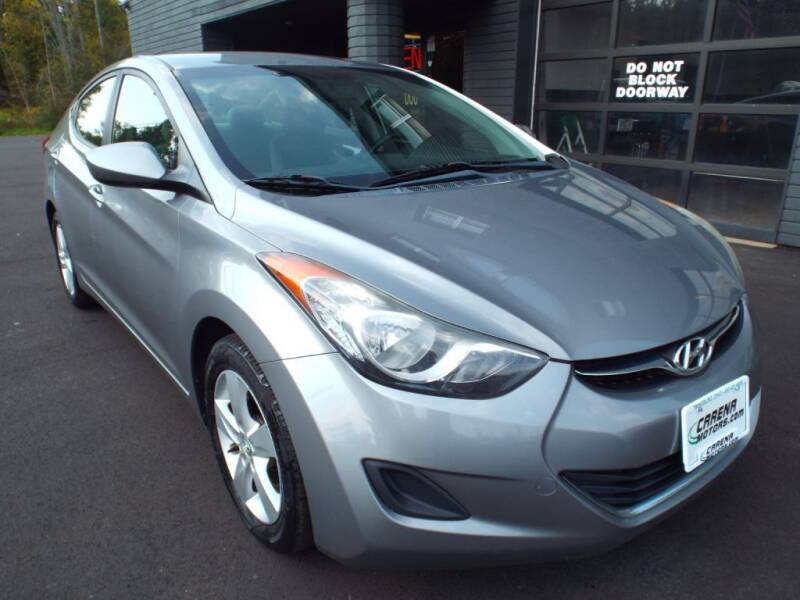 2011 Hyundai Elantra for sale at Carena Motors in Twinsburg OH