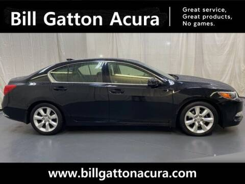 2014 Acura RLX for sale at Bill Gatton Used Cars - BILL GATTON ACURA MAZDA in Johnson City TN