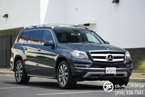 2013 Mercedes-Benz GL-Class for sale at Galaxy Autosport in Sacramento CA