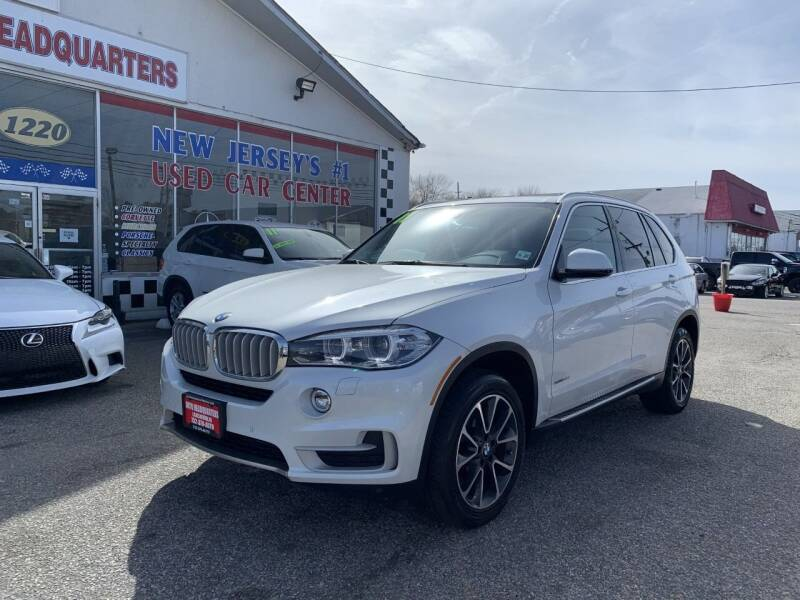 2017 BMW X5 for sale at Auto Headquarters in Lakewood NJ