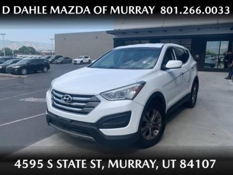 2013 Hyundai Santa Fe Sport for sale at D DAHLE MAZDA OF MURRAY in Salt Lake City UT