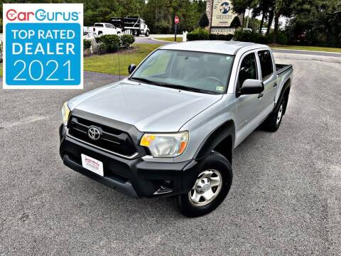 2012 Toyota Tacoma for sale at Brothers Auto Sales of Conway in Conway SC