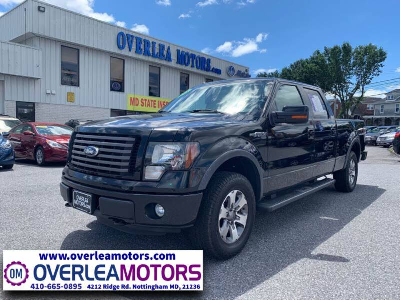 2011 Ford F-150 for sale at Overlea Motors in Baltimore MD