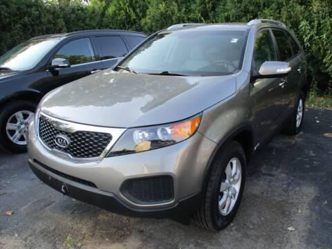 2012 Kia Sorento for sale at SPRINGFIELD AUTO SALES in Springfield WI