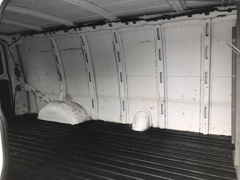 2013 Chevrolet Express Cargo 2500 3dr Extended Cargo Van w/ 1WT - Savannah GA