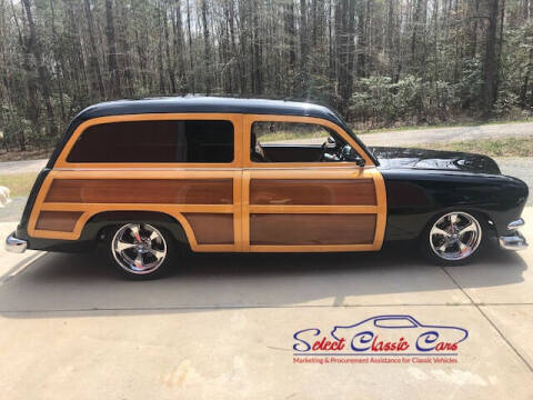 1951 Ford Woody for sale at SelectClassicCars.com in Hiram GA