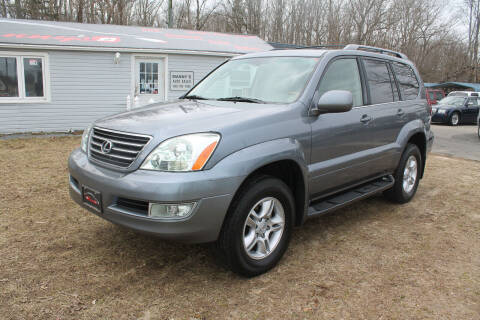 2007 Lexus GX 470 for sale at Manny's Auto Sales in Winslow NJ