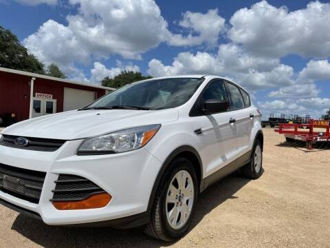 2014 Ford Escape for sale at LJD Sales in Lampasas TX