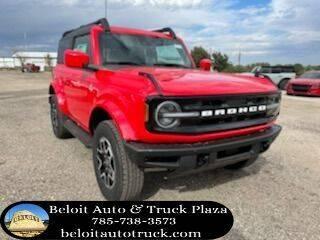 2021 Ford Bronco for sale at BELOIT AUTO & TRUCK PLAZA INC in Beloit KS