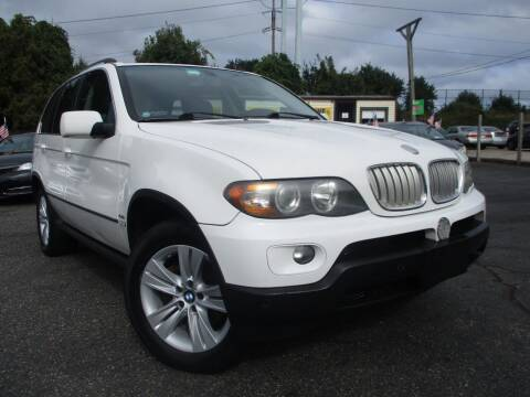 2005 BMW X5 for sale at Unlimited Auto Sales Inc. in Mount Sinai NY