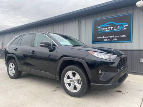2020 Toyota RAV4 for sale at Platinum Car Brokers in Spearfish SD