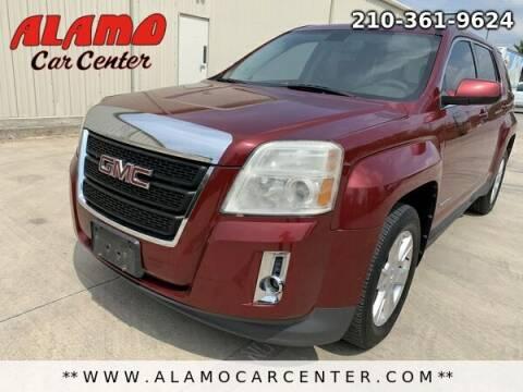 2011 GMC Terrain for sale at Alamo Car Center in San Antonio TX