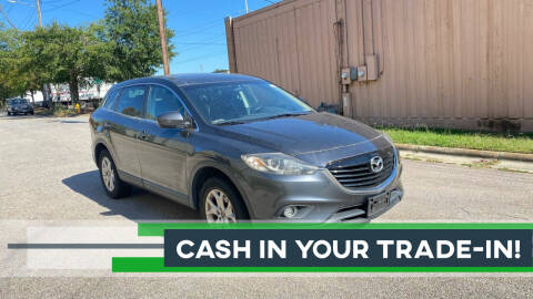 2014 Mazda CX-9 for sale at Horizon Auto Sales in Raleigh NC
