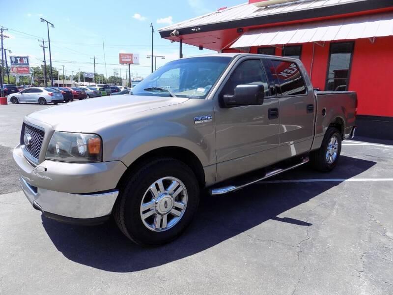 2004 Ford F-150 for sale at Kelley Autoplex in San Antonio TX