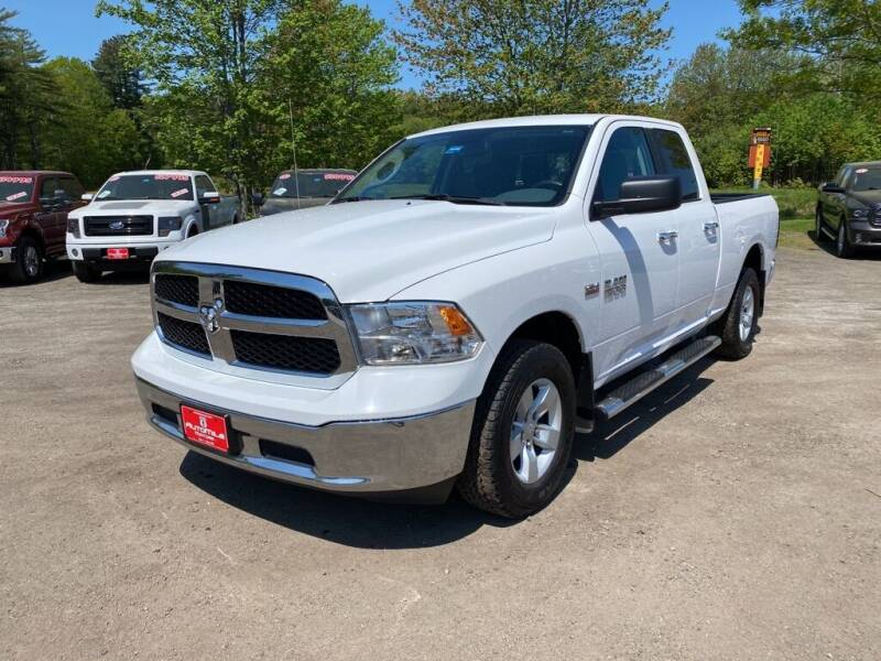 2016 RAM Ram Pickup 1500 for sale at AutoMile Motors in Saco ME