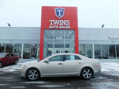 2011 Chevrolet Malibu for sale at Twins Auto Sales Inc Redford 1 in Redford MI