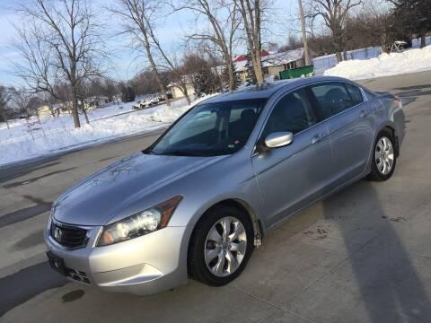 2010 Honda Accord for sale at Bam Motors in Dallas Center IA