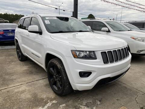 2015 Jeep Grand Cherokee for sale at Direct Auto in D'Iberville MS