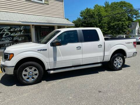 2011 Ford F-150 for sale at Real Deal Auto Sales in Auburn ME