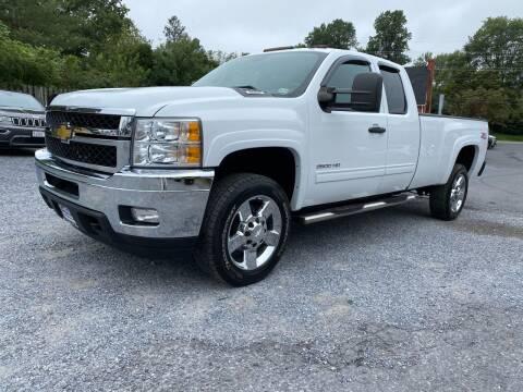 2013 Chevrolet Silverado 2500HD for sale at SETTLE'S CARS & TRUCKS in Flint Hill VA