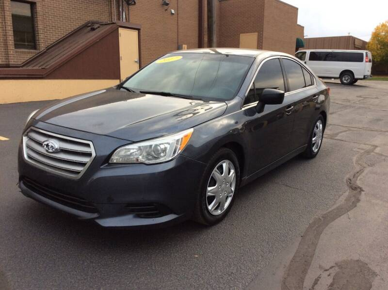 2017 Subaru Legacy for sale at AROUND THE WORLD AUTO SALES in Denver CO