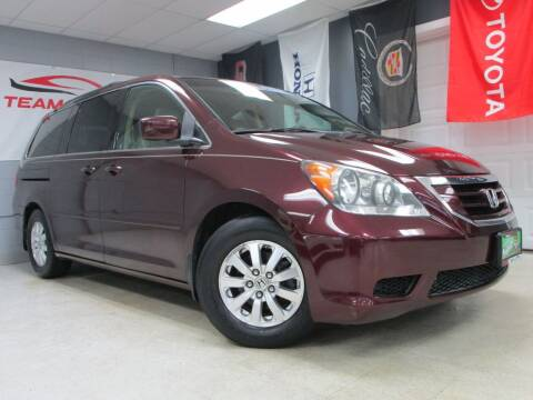 2009 Honda Odyssey for sale at TEAM MOTORS LLC in East Dundee IL