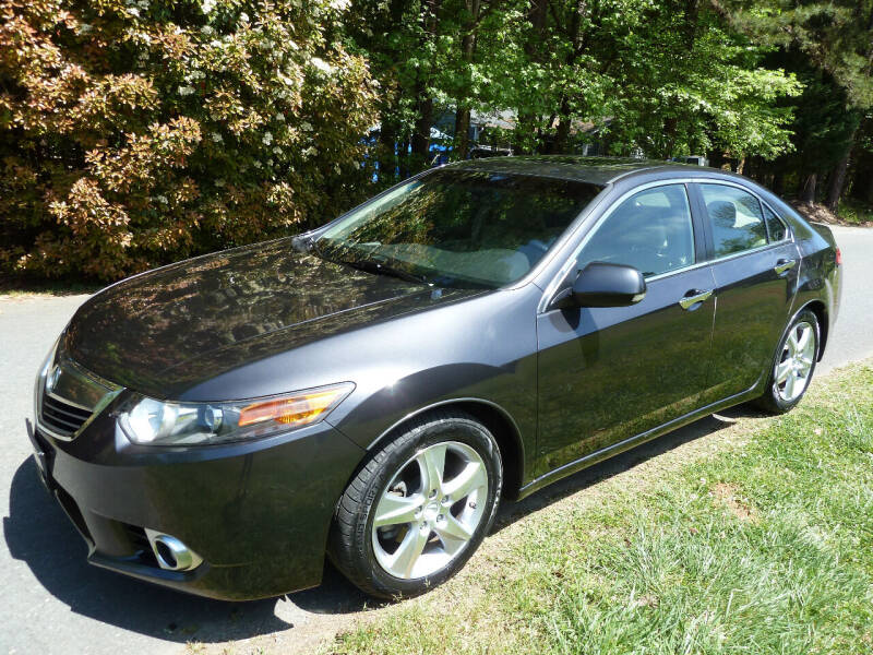 2011 Acura TSX for sale at Templar Auto Group in Matthews NC