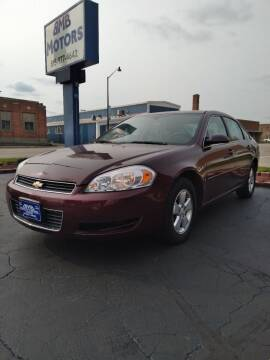 2007 Chevrolet Impala for sale at BMB Motors in Rockford IL